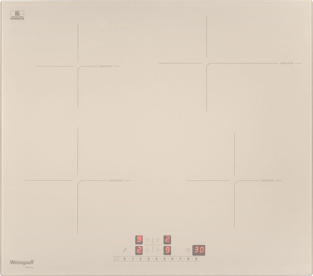 Варочная панель Weissgauff HI 641 GS, 410081, золотой