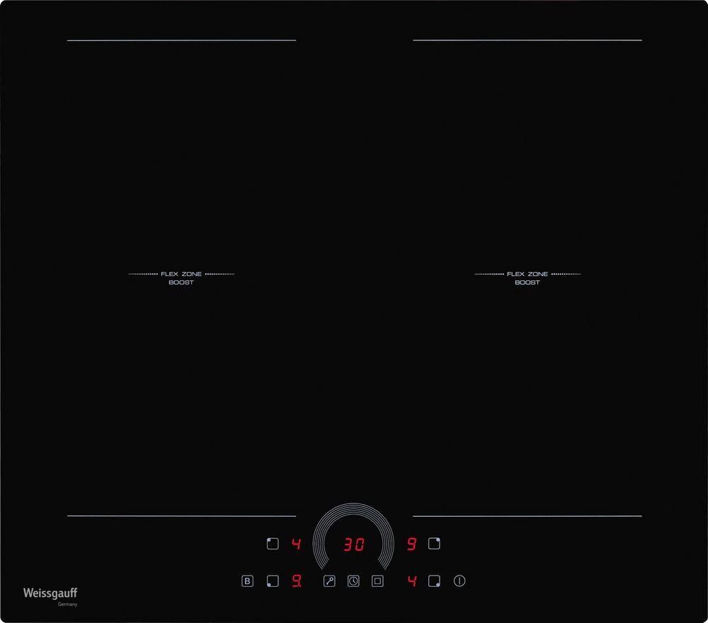 Варочная панель Weissgauff HI 642 BFZ, 410082, черный