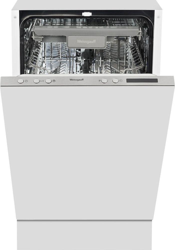Посудомоечная машина Weissgauff BDW 4140 D, 411124, белый цена и фото