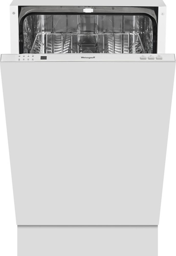 Посудомоечная машина Weissgauff BDW 4134 D, 316684, белый цена и фото