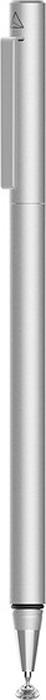 Стилус для мобильного телефона Adonit Droid, 3109-17-02-A, серебристый стилус для htc hd