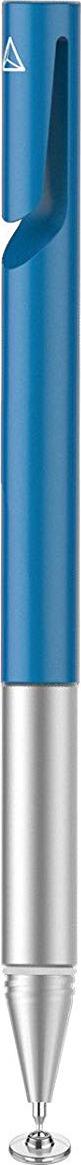 Стилус для мобильного телефона Adonit Jot Mini 4.0, 3111-17-04-A, синий стилус adonit jot touch pixelpoint white