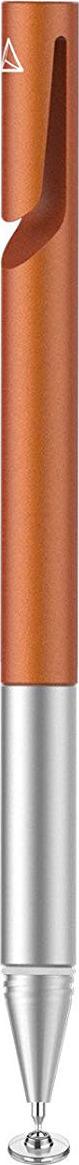 Стилус для мобильного телефона Adonit Jot Mini 4.0, 3111-17-09-A, оранжевый стилус adonit jot touch pixelpoint white