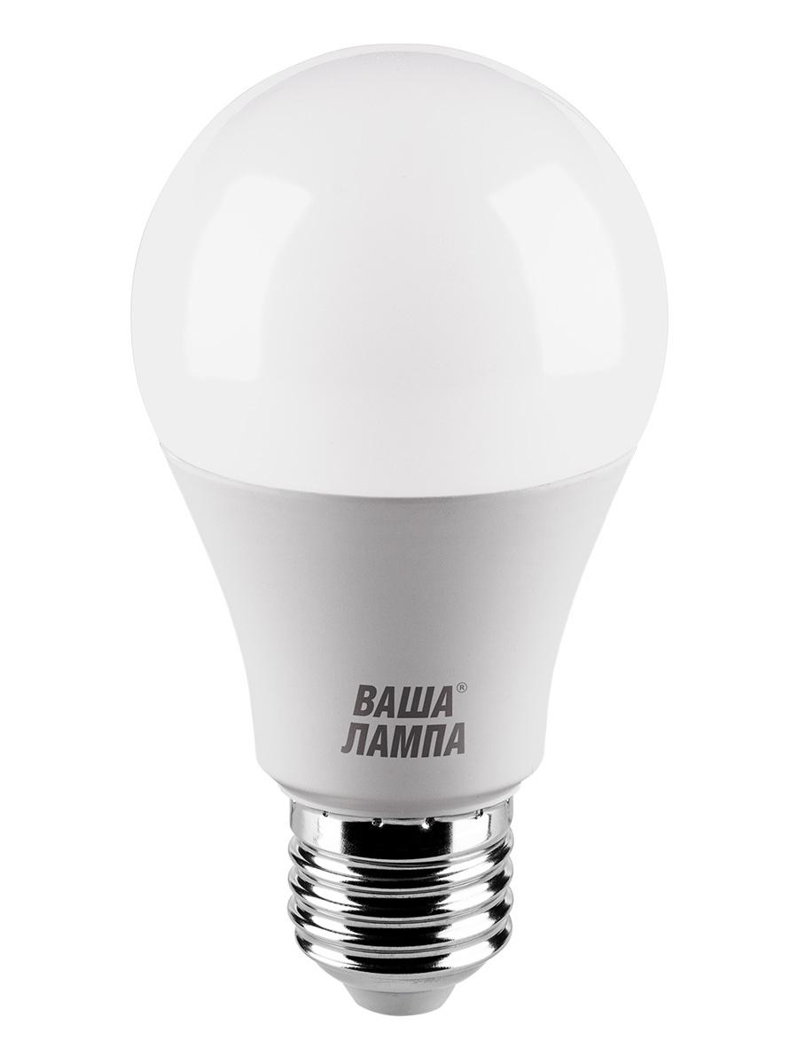Лампочка ВАША ЛАМПА 25Y60BL9E27-P, 9W, E27, Теплый