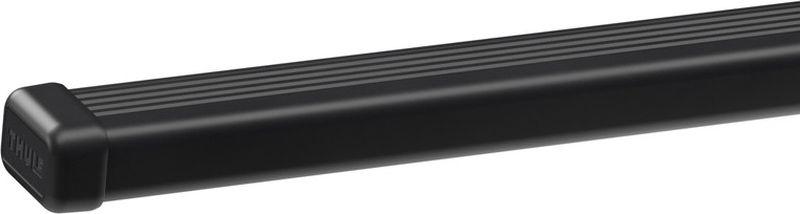 цена Багажные дуги Thule SquareBar, 712200, черный, 118 см, 2 шт онлайн в 2017 году