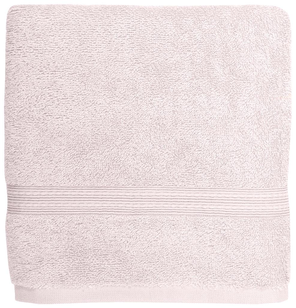 Полотенце банное Bonita Бело-лиловое, 21011218288, светло-розовый Bonita