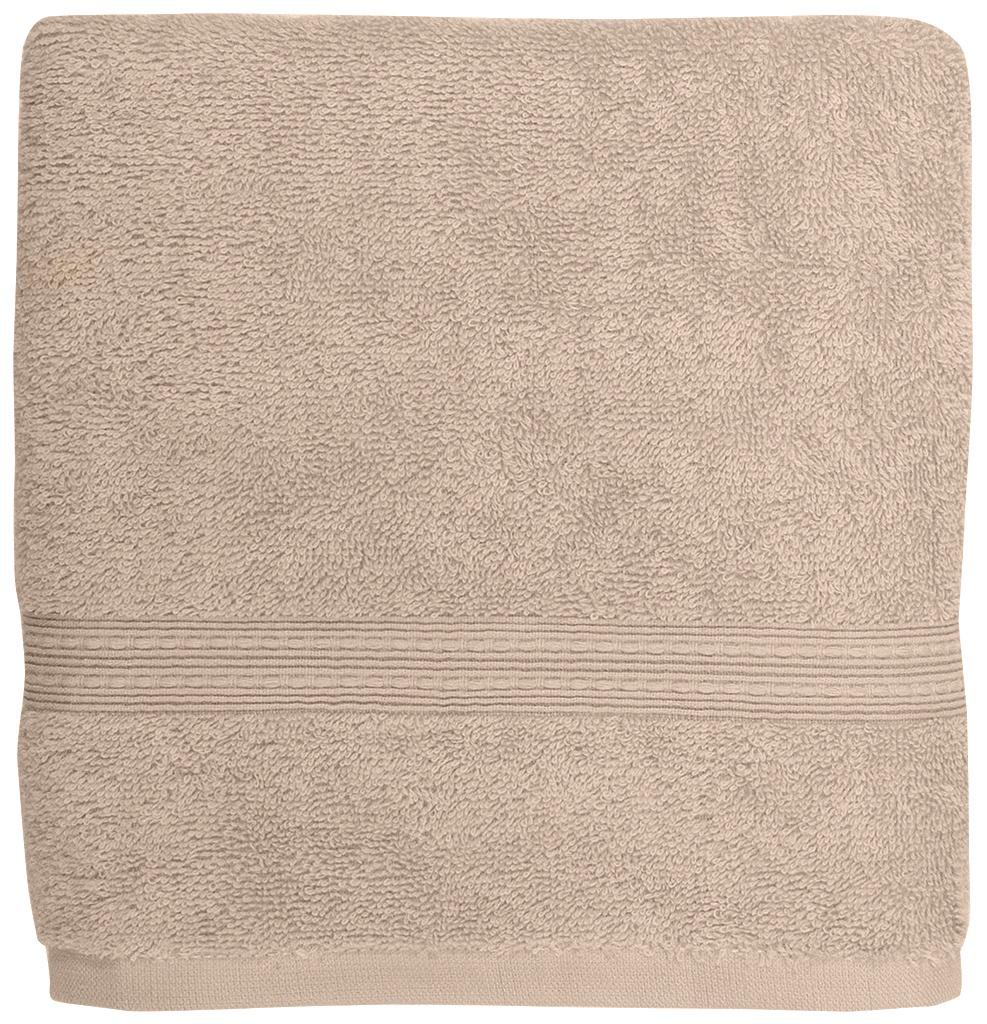 Полотенце банное Bonita Кофейное, 21011218296, бежевый полотенце банное fiesta arabesca 50 90 см