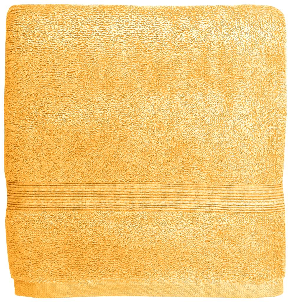 Полотенце банное Bonita Медовое, 21011218297, оранжевый полотенце банное fiesta arabesca 50 90 см