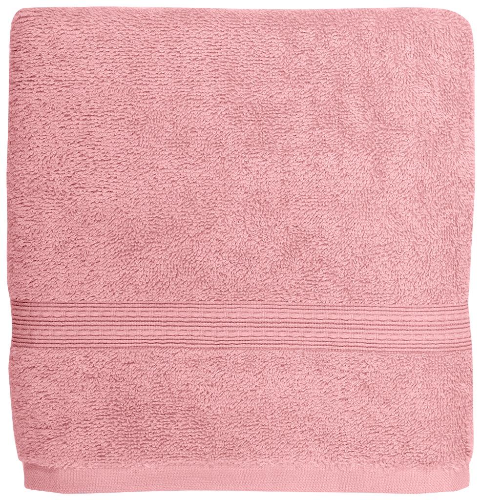 Полотенце банное Bonita Классик, 21011218298, розовый полотенце банное fiesta arabesca 50 90 см
