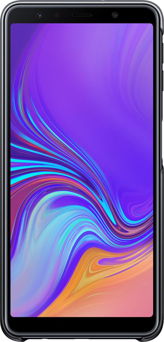 Чехол для сотового телефона Samsung SAM-EF-AA750CBEGRU аксессуар чехол samsung j3 2017 j330f zibelino clear view black zcv sam j330 blk