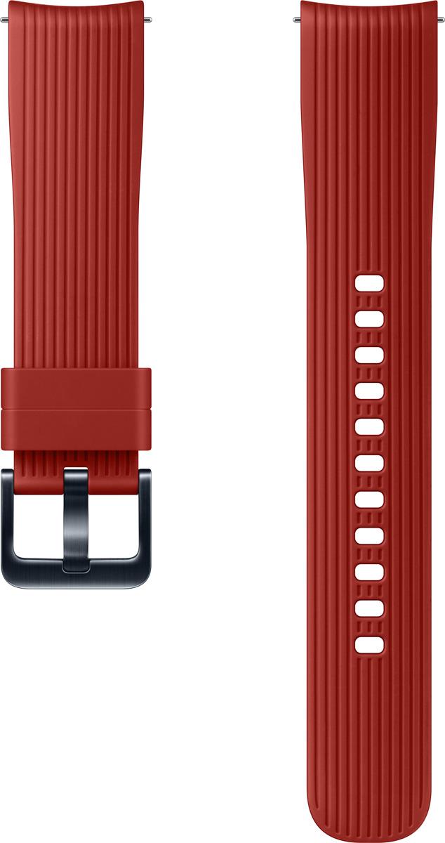 Ремешок для смарт-часов Samsung для Galaxy Watch 42 мм, красный
