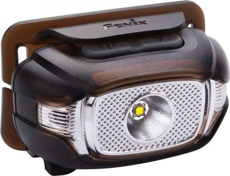 Фонарь налобный Fenix HL15, цвет: черный