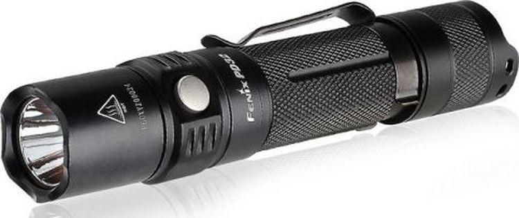 Ручной фонарь Fenix PD32 Cree XP-L HI, R38063, черный