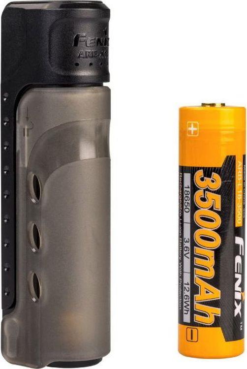 Зарядное устройство для аккумуляторов Fenix ARE-X11, R50028, черный цены