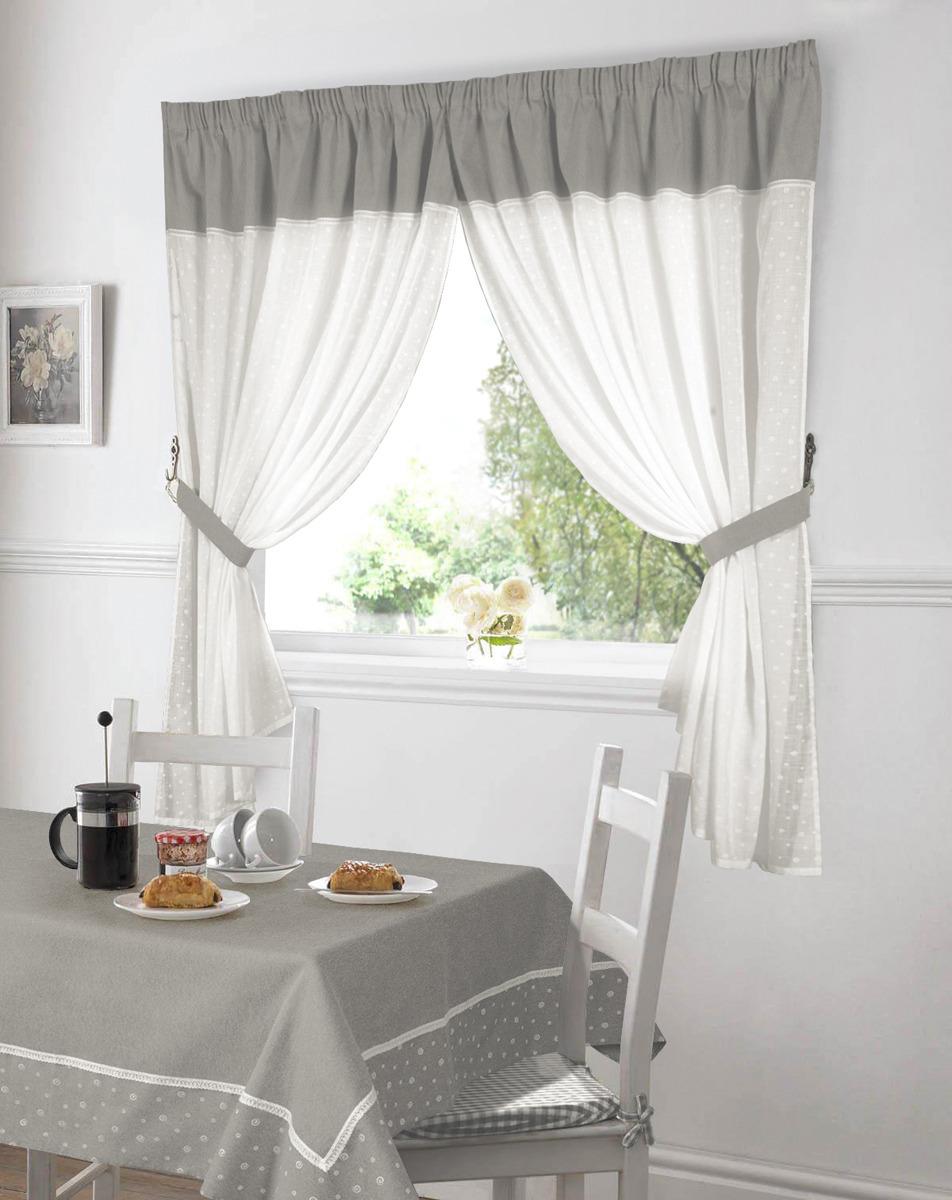 Комплект штор Garden Фанни, серый, 180 х 150 см стул фанни