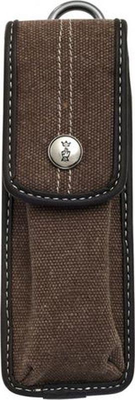 Чехол Opinel Outdoor L для Trad №09/10 и Eff 10, цвет: коричневый, длина 15 см чехол opinel chic для trad 07 08 09 и eff 08 10 цвет коричневый длина 14 см