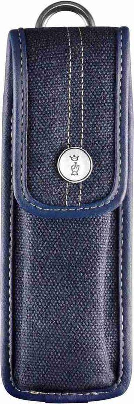 Чехол Opinel Outdoor L для Trad №09/10 и Eff 10, цвет: синий, длина 15 см чехол opinel chic для trad 07 08 09 и eff 08 10 цвет коричневый длина 14 см