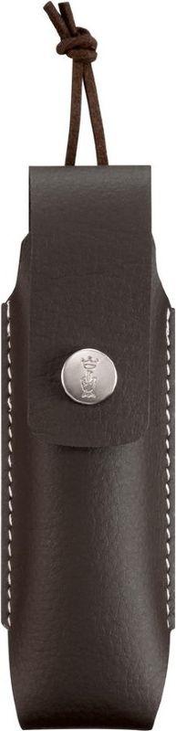 Чехол для ножа Opinel Alpine 2018, R50347, темно-коричневый чехол opinel chic для trad 07 08 09 и eff 08 10 цвет коричневый длина 14 см