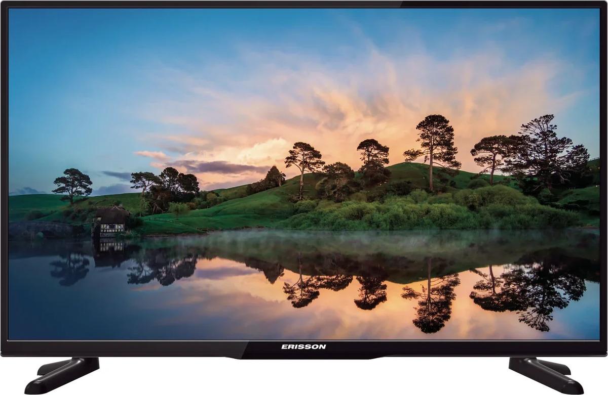 Телевизор Erisson 32HLE20T2SM 32, черный телевизор erisson 43ulea99t2sm black
