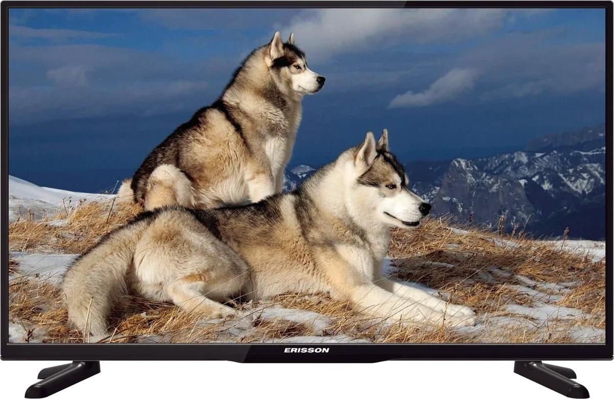 телевизор erisson 32hle21t2 Телевизор Erisson 32HLE21T2 32, черный