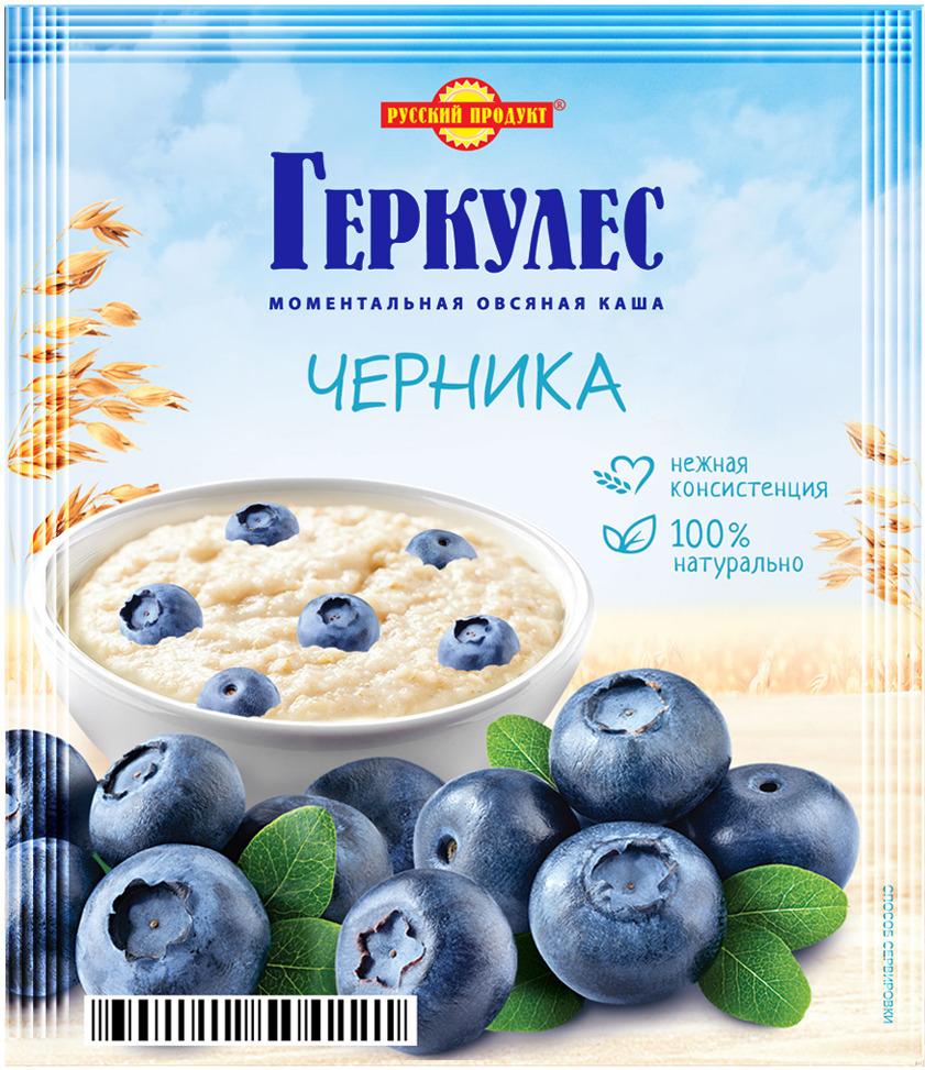 Каша быстрого приготовления Русский Продукт