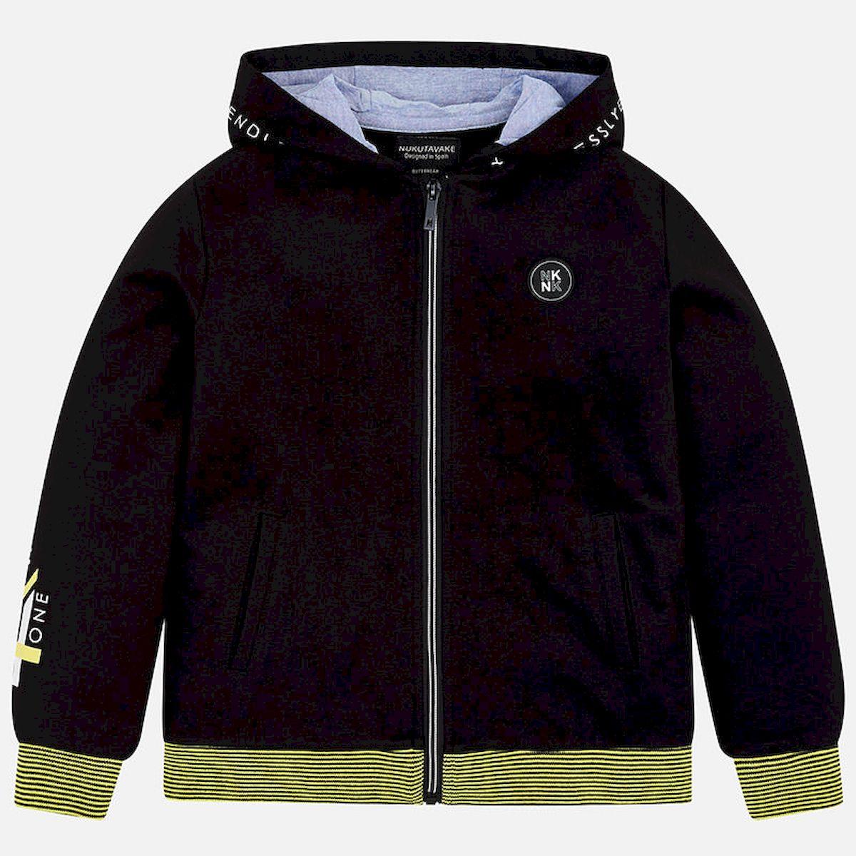 Куртка Nukutavake by Mayoral, Mayoral куртка для мальчика nukutavake by mayoral цвет темно синий 6429 78 7a размер 160 14 лет