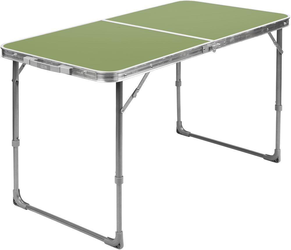 Стол раскладной Ника ССТ-3, ССТ-3 хаки, темно-зеленый
