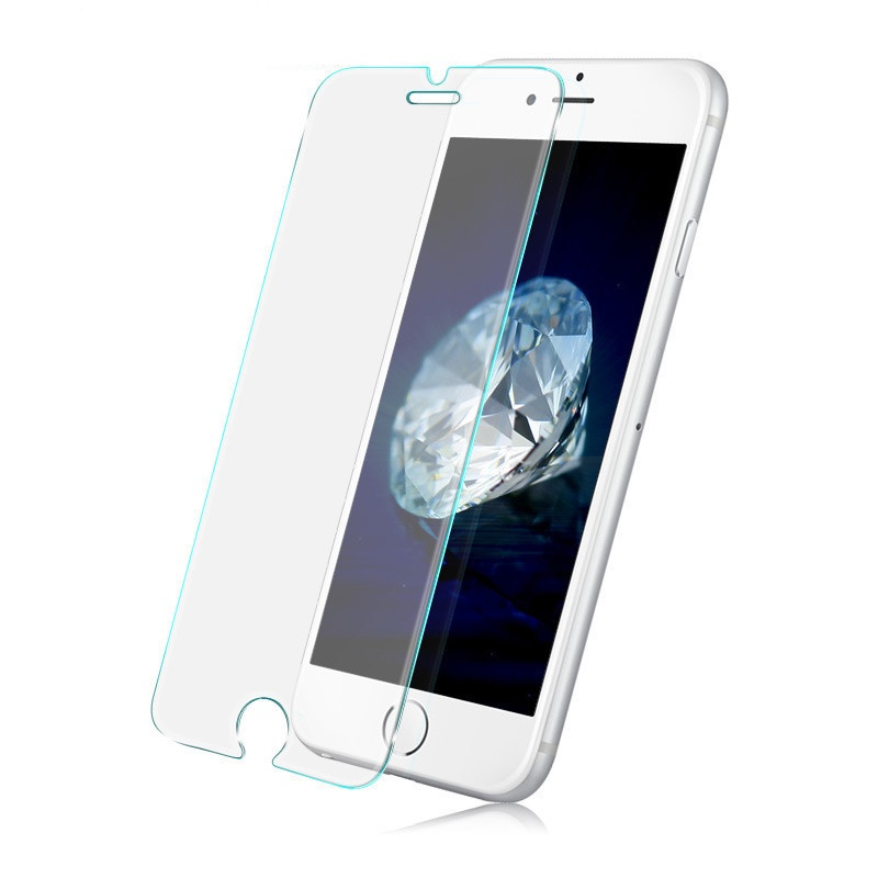 Защитное стекло Tempered Glass iPhone 6/6s, IP6pr, прозрачный mediagadget стекло защитное tempered glass iphone 6 plus прозрачное
