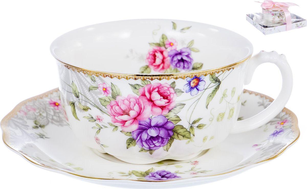 Чайная пара Balsford Цецера Франческа, 108-04055, 2 предмета чайная пара кирмаш белье 2 предмета
