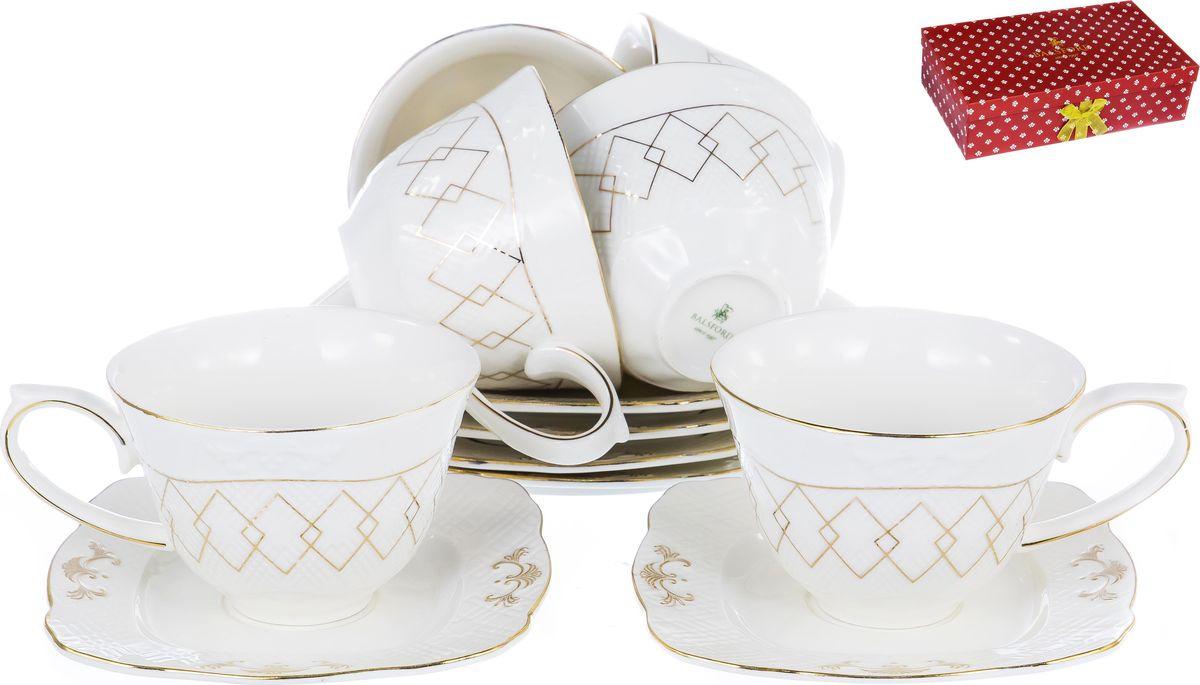 Набор чайный Balsford Грация Амандин, 101-12001, 12 предметов набор чайный 2 пр цветочная грация 250 мл под уп 1021433