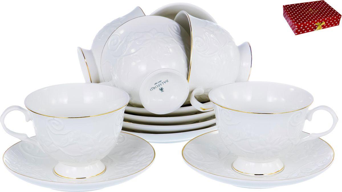 Набор чайный Balsford Грация Галатея, 101-30001, 12 предметов набор чайный 2 пр цветочная грация 250 мл под уп 1021433