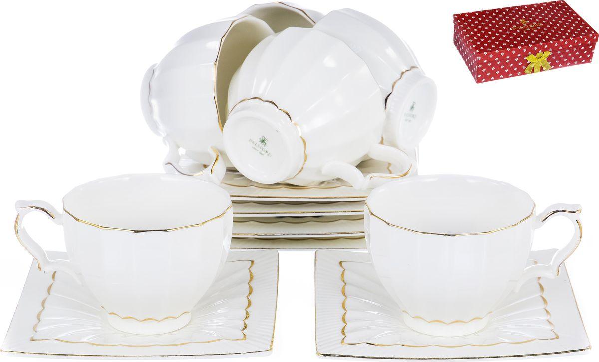 Набор чайный Balsford Грация Лоран, 101-12004, 12 предметов набор чайный 2 пр цветочная грация 250 мл под уп 1021433