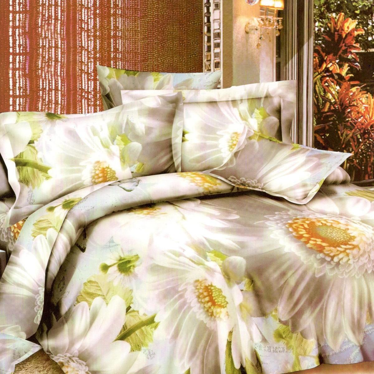 Комплект постельного белья Letto, PS164-3, серый, 1,5 спальный, наволочки 70x70