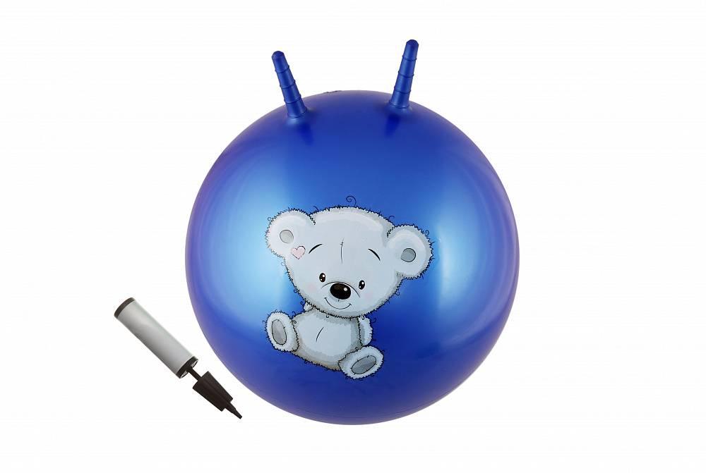 Мяч для фитнеса BodyForm BF-CHBP02, BF-CHBP02-04, синийBF-CHBP02-04Набор BF - CHBP02 (Мяч с двумя ручками + насос) для детей и подростков в возрасте от 3 до 14 лет. Предназначен для активных игр и занятий лечебной физкультурой. Помогает формировать правильную осанку, укреплять мышцы спины, развивать вестибулярный аппарат. Материал: ПВХ. Максимальная нагрузка: 100кг. Диаметр: 55 см. Упаковка: цветная коробка. Страна производитель: Китай.