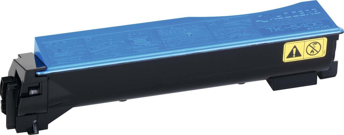 все цены на Картридж Kyocera TK-540C, голубой, для лазерного принтера онлайн