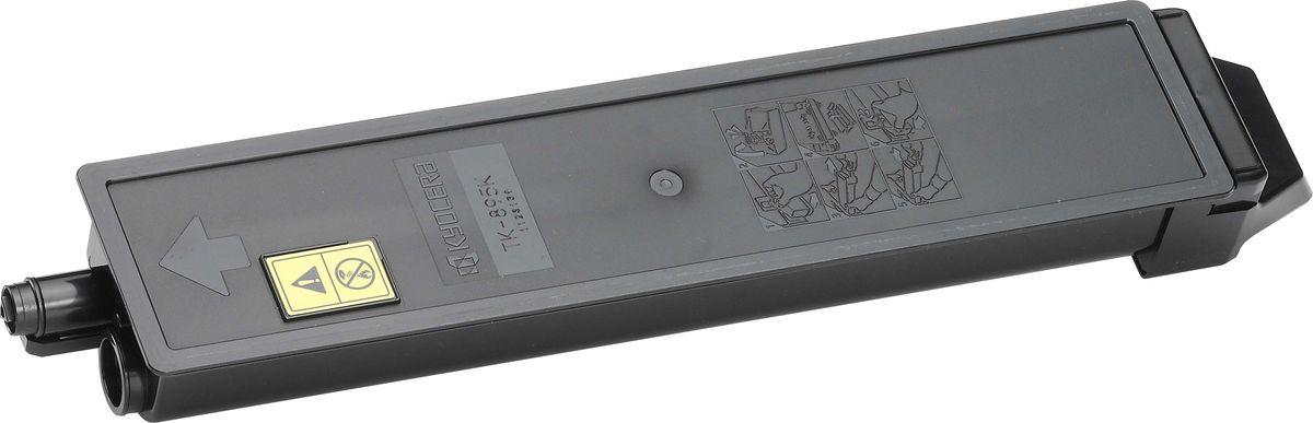 Картридж Kyocera TK-895K, черный, для лазерного принтера