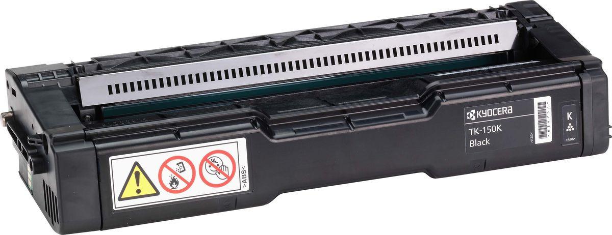 цена на Картридж Kyocera TK-150K, черный, для лазерного принтера