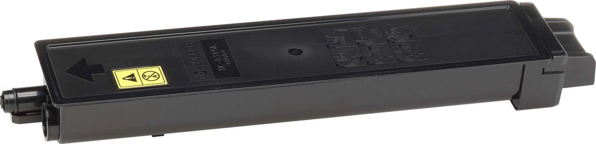 Картридж Kyocera TK-8315K, черный, для лазерного принтера kyocera tk 8315m 6 000 стр magenta для taskalfa 2550ci