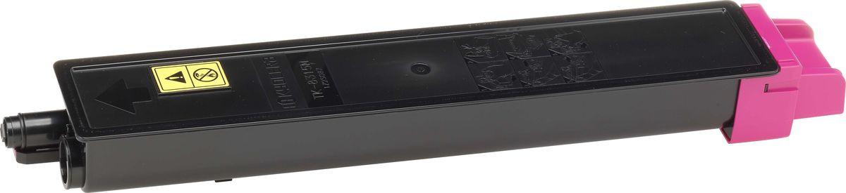 Картридж Kyocera TK-8315M, пурпурный, для лазерного принтера kyocera tk 8315m 6 000 стр magenta для taskalfa 2550ci