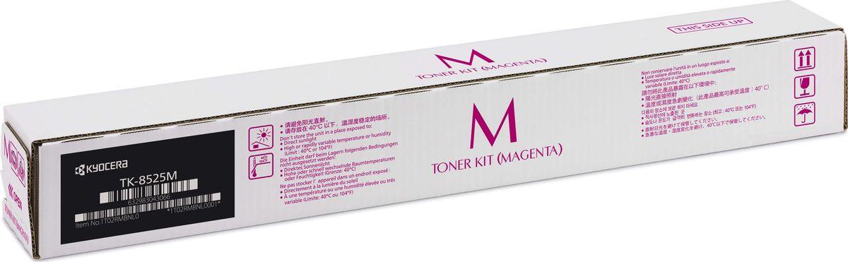 Картридж Kyocera TK-8525M, пурпурный, для лазерного принтера kyocera tk 8315m 6 000 стр magenta для taskalfa 2550ci