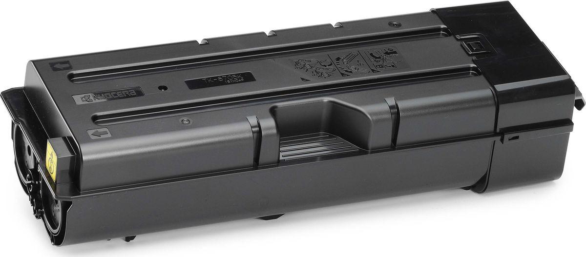 Картридж Kyocera TK-8705K, черный, для лазерного принтера цена 2017