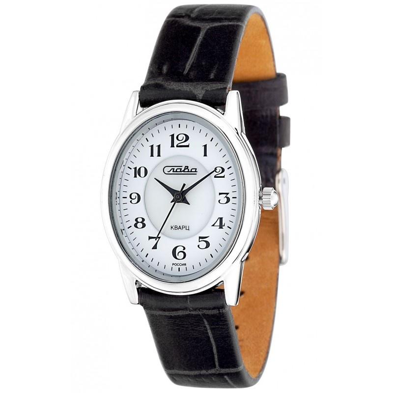 Часы Слава Инстинкт, 6211474/2035, белый, серебристый все цены