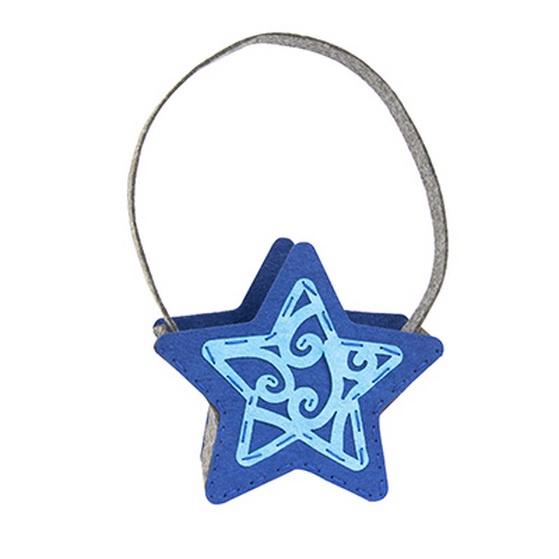 купить Набор для изготовления игрушки Feltrica Звезда, 4627130659173 по цене 139 рублей