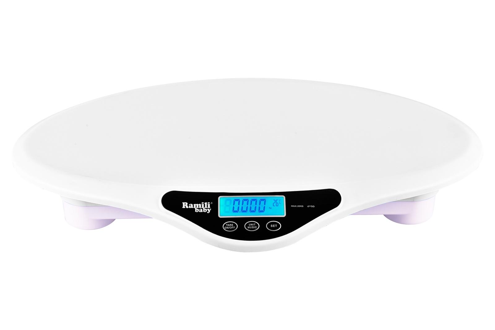 Детские весы ramili RBS9000, RBS9000