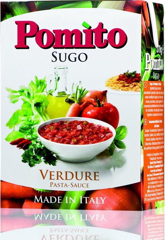 Соус Pomito Паста-Соус с зеленью, 370 г соус паста pearl river bridge hoisin sauce хойсин 260 мл