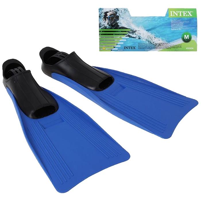 Ласты Intex ласты для плавания intex супер спорт в ассортименте