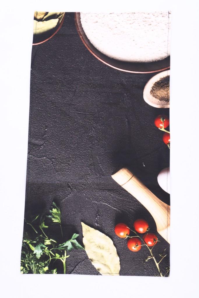Полотенце кухонное Текстильная лавка Пряности, Хлопок полотенце кухонное мультидом русский стиль 42 72 см