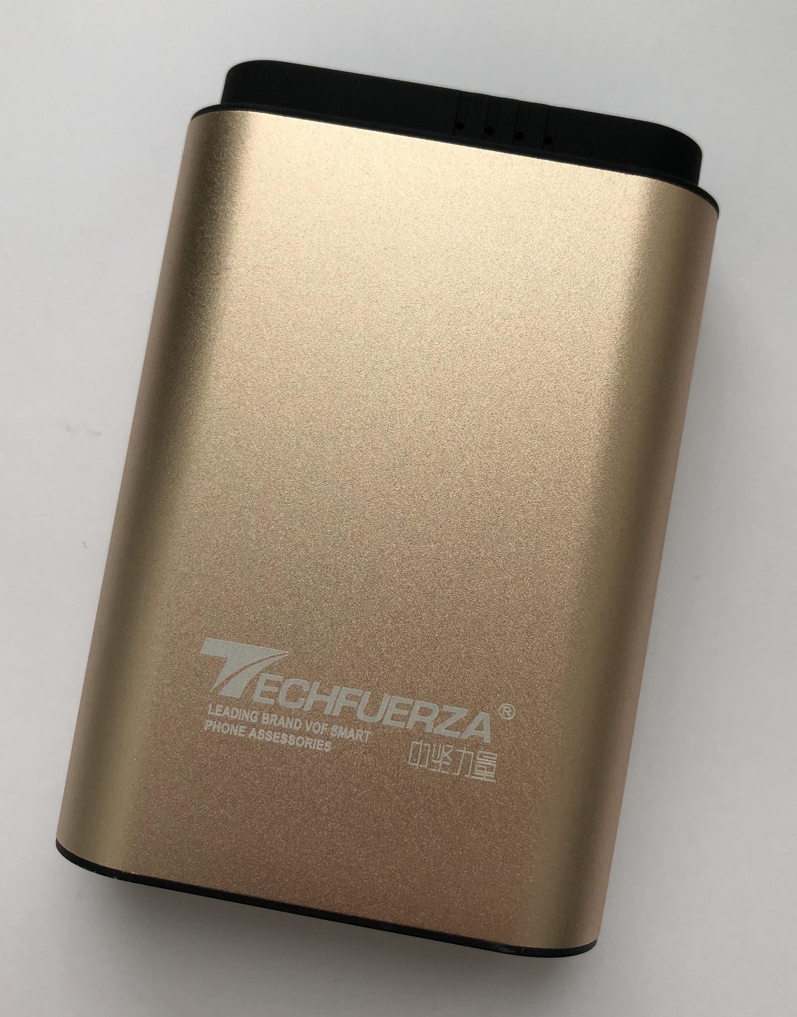 Внешний аккумулятор Markclub@Hoco Повербанк 10000 золотой, золотой аккумулятор hoco upb05 10000mah white