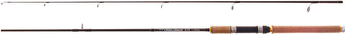 Спиннинг Onlitop Challenge Х штекерный, 132591, 2,1 м, тест 10-30 г, 270 г цена в Москве и Питере
