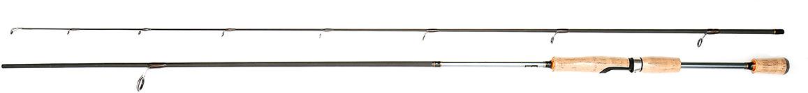 Спиннинг Onlitop Feather штекерный, 2730604, 2,4 м, тест 3-15 г